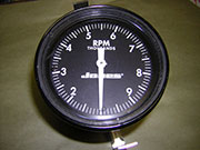 Jones mechanical tach